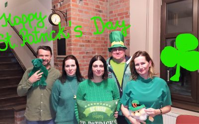 St.Patrick's Day – Konkurs rozstrzygnięty, nagrody rozdane